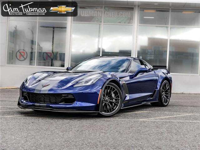 2019 Chevrolet Corvette Z06 (Stk: 190106) in Ottawa - Image 1 of 26