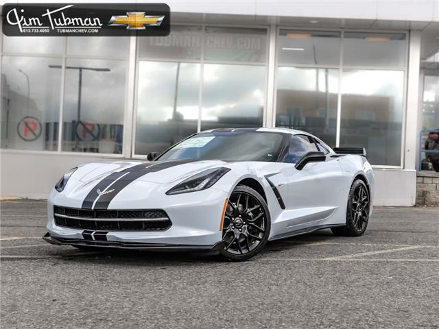 2019 Chevrolet Corvette Stingray Z51 (Stk: 190107) in Ottawa - Image 1 of 21
