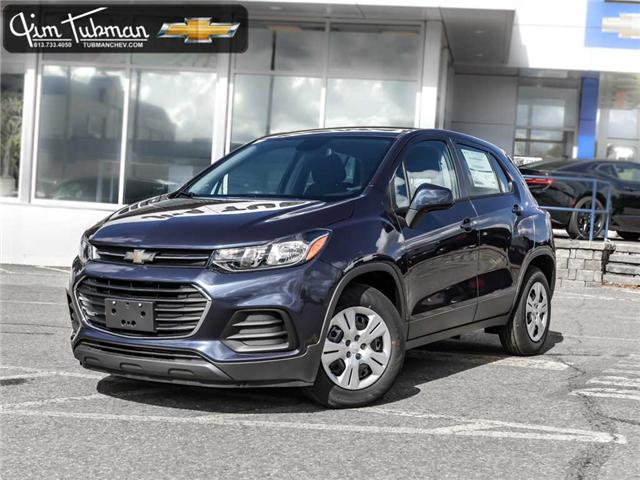 2019 Chevrolet Trax LS (Stk: 190060) in Ottawa - Image 1 of 19