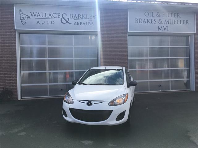 2012 Mazda Mazda2 GX (Stk: 138001) in Truro - Image 1 of 4