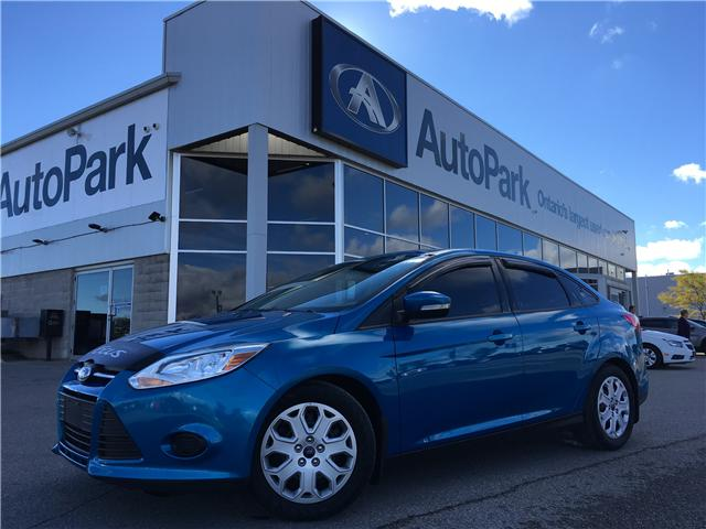 2014 Ford Focus SE (Stk: 14-39809) in Barrie - Image 1 of 22