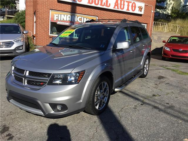 2016 Dodge Journey R/T Rallye (Stk: -) in Dartmouth - Image 1 of 19