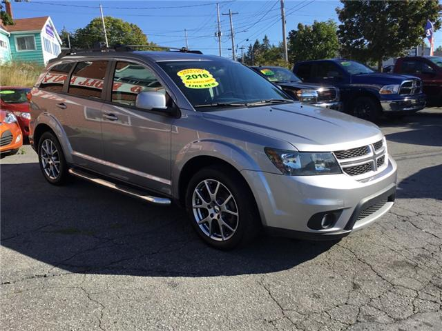 2016 Dodge Journey R/T Rallye (Stk: -) in Dartmouth - Image 2 of 19