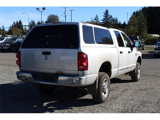 2007 Dodge Ram 2500 ST (Stk: G344258A) in Courtenay - Image 8 of 11