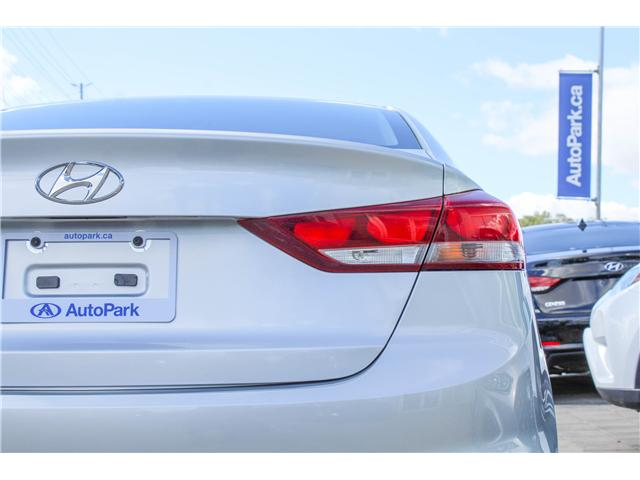 2018 Hyundai Elantra GL (Stk: APR2067) in Mississauga - Image 6 of 23