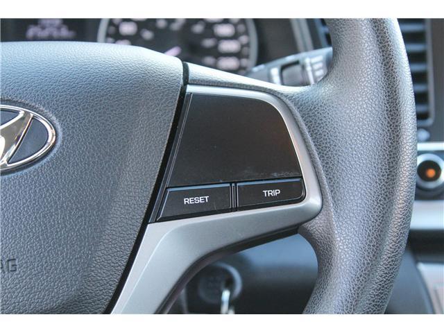 2018 Hyundai Elantra GL (Stk: APR2067) in Mississauga - Image 14 of 23