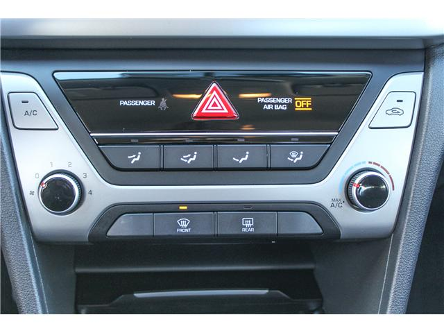 2018 Hyundai Elantra GL (Stk: APR2067) in Mississauga - Image 16 of 23