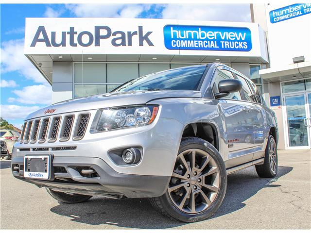 2017 Jeep Compass Sport/North (Stk: APR2081) in Mississauga - Image 1 of 28