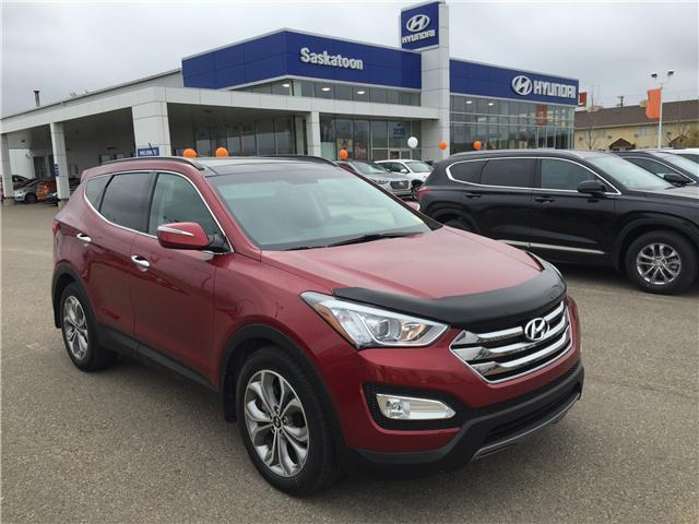 2015 Hyundai Santa Fe Sport 2.0T SE (Stk: 37658A) in Saskatoon - Image 1 of 12