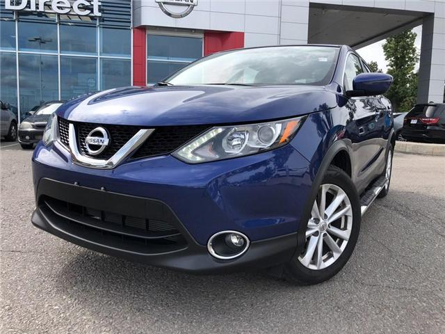 2017 Nissan Qashqai SV | AWD | SIDE STEPS | LOW KM!!! (Stk: N3508A) in Mississauga - Image 2 of 23