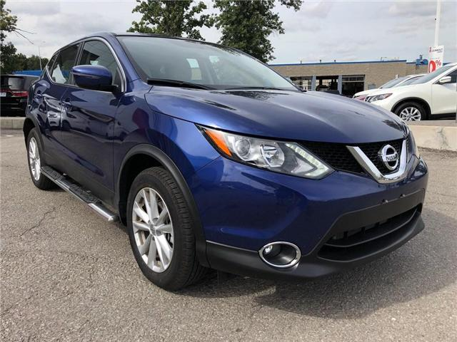 2017 Nissan Qashqai SV | AWD | SIDE STEPS | LOW KM!!! (Stk: N3508A) in Mississauga - Image 4 of 23