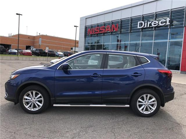 2017 Nissan Qashqai SV | AWD | SIDE STEPS | LOW KM!!! (Stk: N3508A) in Mississauga - Image 9 of 23