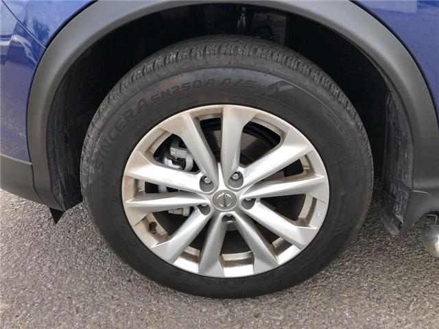 2017 Nissan Qashqai SV | AWD | SIDE STEPS | LOW KM!!! (Stk: N3508A) in Mississauga - Image 10 of 23