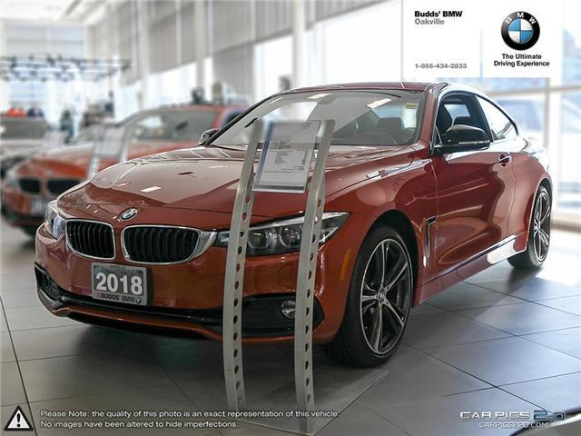 2018 BMW 430i xDrive