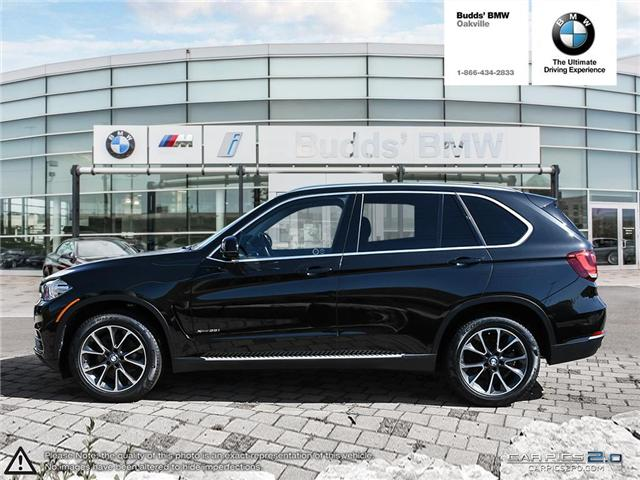 2016 BMW X5 xDrive35i (Stk: T025052A) in Oakville - Image 3 of 25