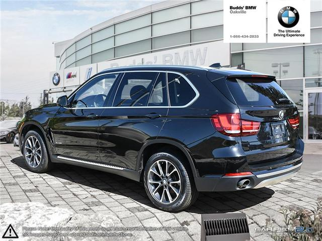 2016 BMW X5 xDrive35i (Stk: T025052A) in Oakville - Image 4 of 25