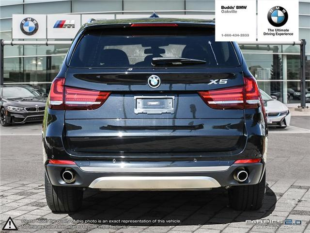 2016 BMW X5 xDrive35i (Stk: T025052A) in Oakville - Image 5 of 25