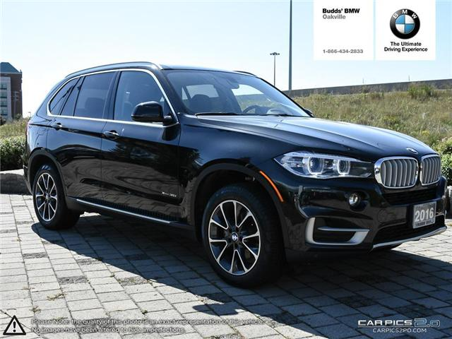 2016 BMW X5 xDrive35i (Stk: T025052A) in Oakville - Image 8 of 25
