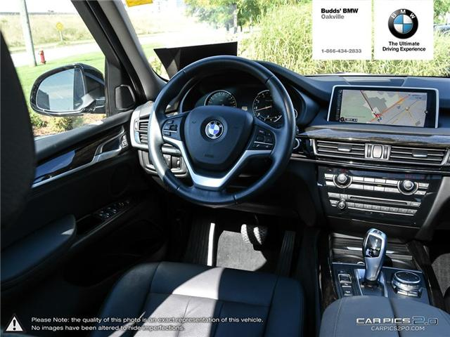 2016 BMW X5 xDrive35i (Stk: T025052A) in Oakville - Image 9 of 25