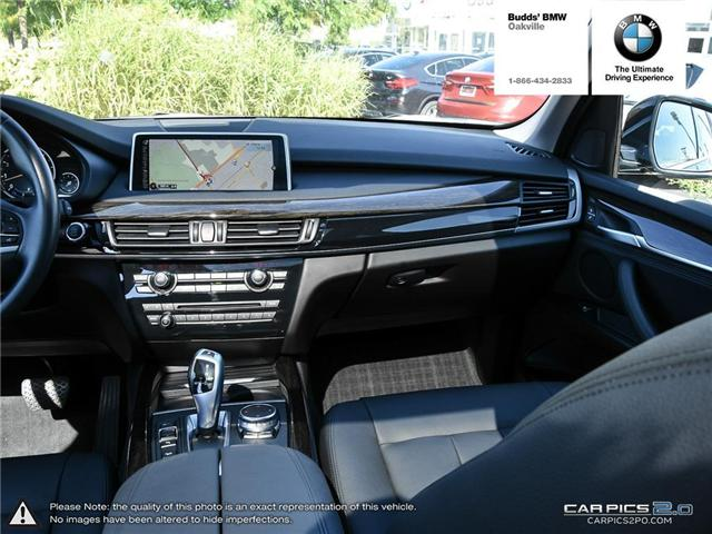 2016 BMW X5 xDrive35i (Stk: T025052A) in Oakville - Image 11 of 25