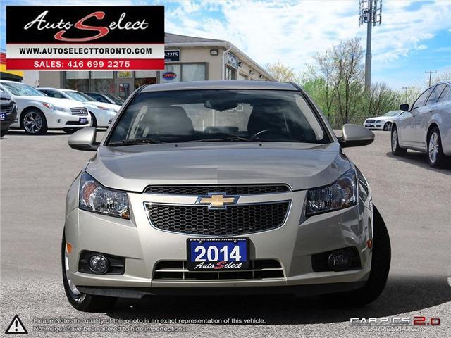 2014 Chevrolet Cruze  (Stk: 14GC6791) in Scarborough - Image 2 of 28