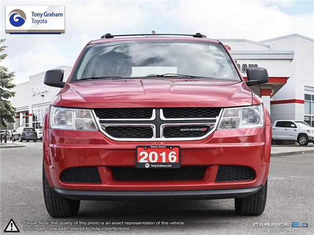 2016 Dodge Journey CVP/SE Plus (Stk: 57170A) in Ottawa - Image 2 of 26