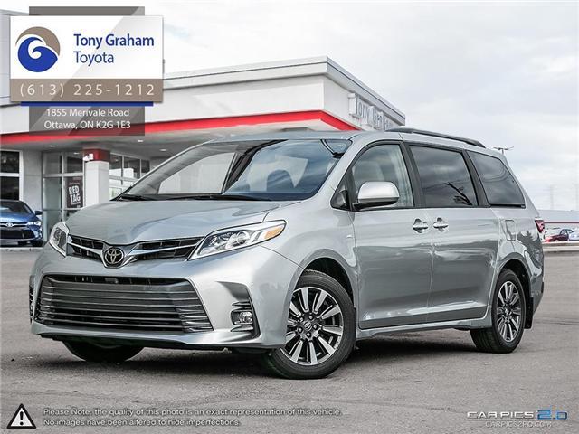 2019 Toyota Sienna XLE 7-Passenger (Stk: 57482) in Ottawa - Image 1 of 28