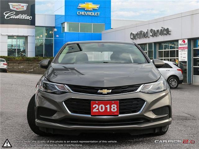 2018 Chevrolet Cruze LT Auto (Stk: R12054) in Toronto - Image 2 of 27