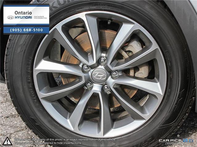 2018 Hyundai Santa Fe XL / Premium Edition Premium (Stk: 67665K) in Whitby - Image 6 of 27