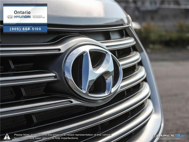 2018 Hyundai Santa Fe XL / Premium Edition Premium (Stk: 67665K) in Whitby - Image 9 of 27