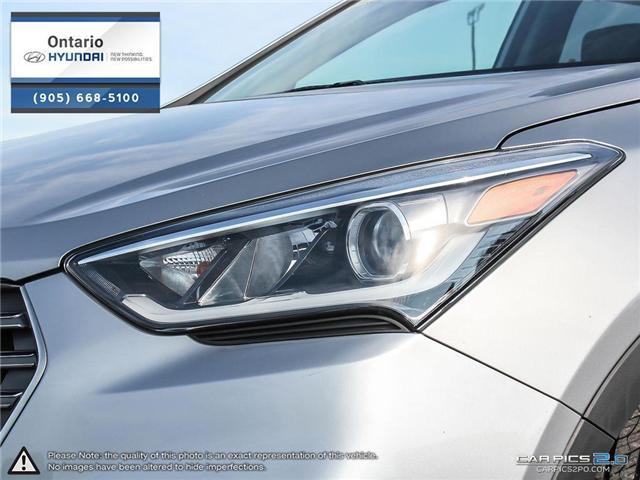 2018 Hyundai Santa Fe XL / Premium Edition Premium (Stk: 67665K) in Whitby - Image 10 of 27
