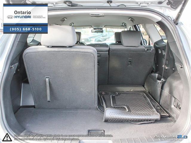 2018 Hyundai Santa Fe XL / Premium Edition Premium (Stk: 67665K) in Whitby - Image 11 of 27