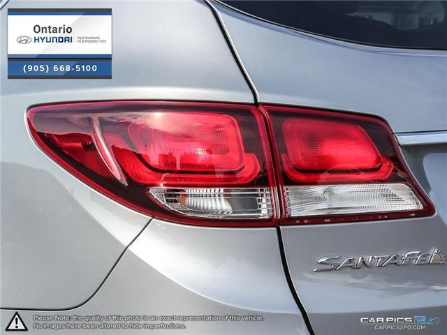 2018 Hyundai Santa Fe XL / Premium Edition Premium (Stk: 67665K) in Whitby - Image 12 of 27