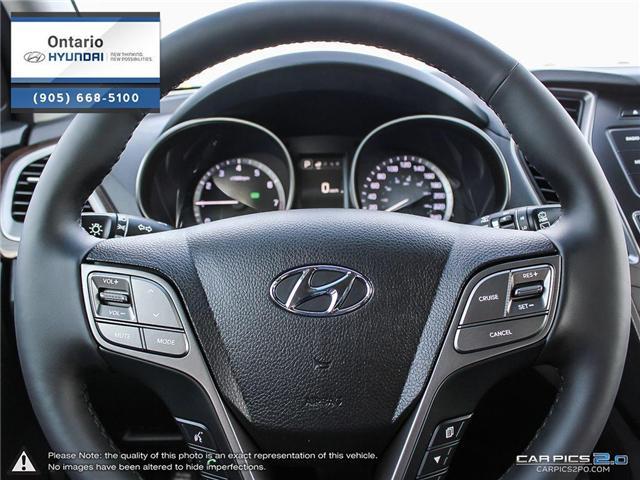 2018 Hyundai Santa Fe XL / Premium Edition Premium (Stk: 67665K) in Whitby - Image 14 of 27