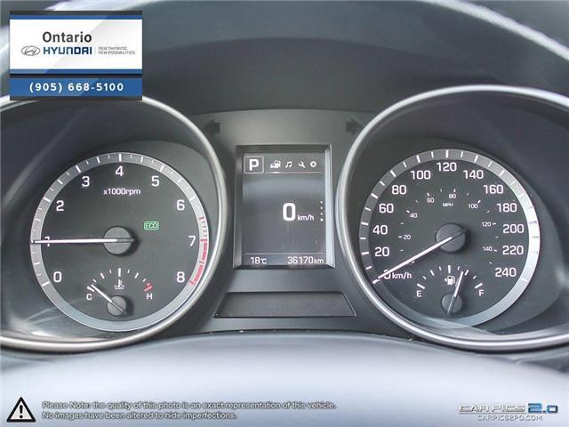 2018 Hyundai Santa Fe XL / Premium Edition Premium (Stk: 67665K) in Whitby - Image 15 of 27