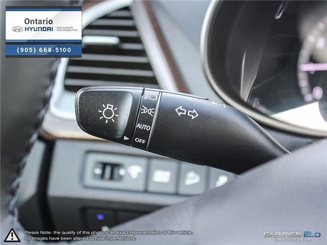 2018 Hyundai Santa Fe XL / Premium Edition Premium (Stk: 67665K) in Whitby - Image 16 of 27