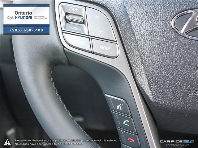 2018 Hyundai Santa Fe XL / Premium Edition Premium (Stk: 67665K) in Whitby - Image 18 of 27