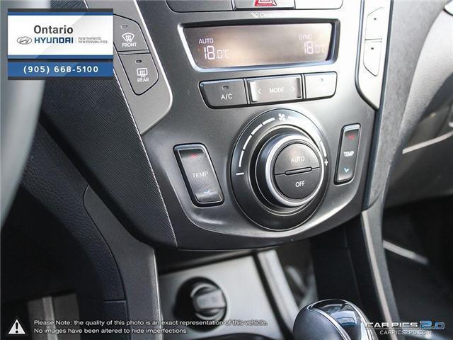 2018 Hyundai Santa Fe XL / Premium Edition Premium (Stk: 67665K) in Whitby - Image 20 of 27