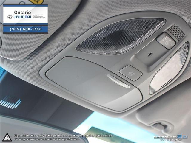 2018 Hyundai Santa Fe XL / Premium Edition Premium (Stk: 67665K) in Whitby - Image 23 of 27
