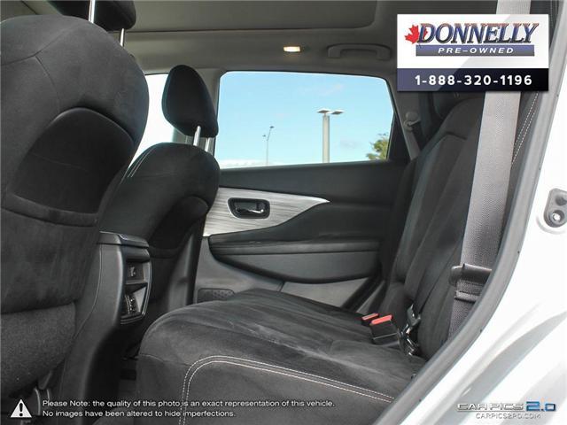 2017 Nissan Murano SV (Stk: CLMUR915) in Kanata - Image 21 of 27