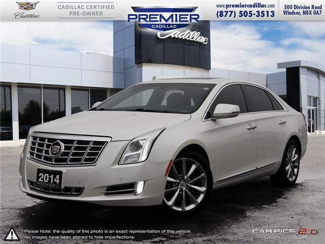 2014 Cadillac XTS Luxury (Stk: 188064A) in Windsor - Image 1 of 29