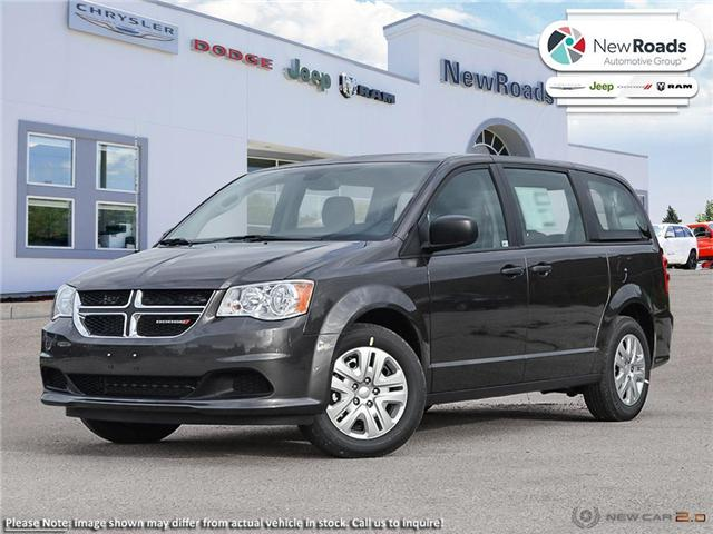 2019 Dodge Grand Caravan CVP/SXT (Stk: Y18383) in Newmarket - Image 1 of 23