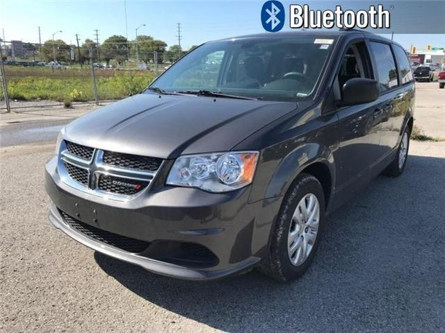 2019 Dodge Grand Caravan CVP/SXT (Stk: Y18374) in Newmarket - Image 1 of 20