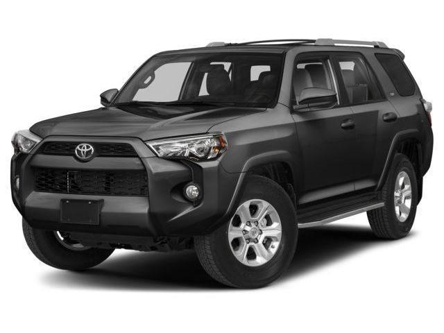 2019 Toyota 4Runner SR5 (Stk: 613811) in Milton - Image 1 of 9
