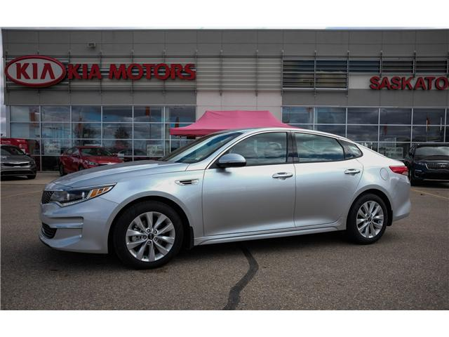 2018 Kia Optima EX (Stk: 38356) in Saskatoon - Image 1 of 23