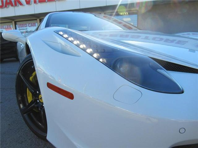 2015 Ferrari 458 Italia Spider | VERY RARE SPEC | ACCIDENT FREE (Stk: P10080) in Oakville - Image 2 of 30