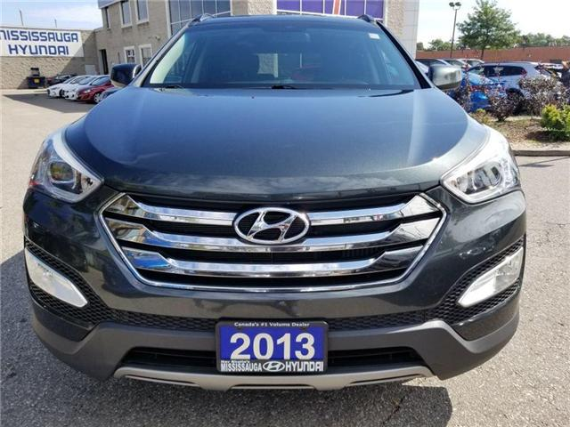 2013 Hyundai Santa Fe Sport Sport/Prem Pkg AWD 2.0T (Stk: 38378a) in Mississauga - Image 2 of 19