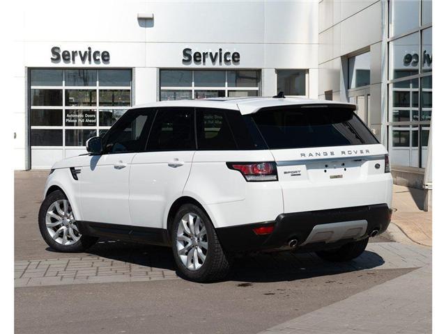 2016 Land Rover Range Rover Sport DIESEL Td6 HSE (Stk: P0681) in Ajax - Image 4 of 30