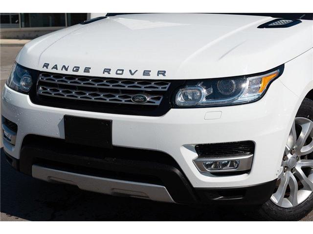 2016 Land Rover Range Rover Sport DIESEL Td6 HSE (Stk: P0681) in Ajax - Image 6 of 30