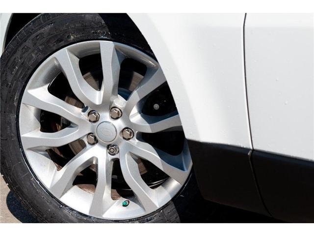 2016 Land Rover Range Rover Sport DIESEL Td6 HSE (Stk: P0681) in Ajax - Image 8 of 30
